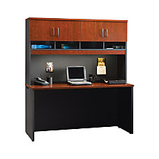 Sauder Via Collection Hutch 39 H