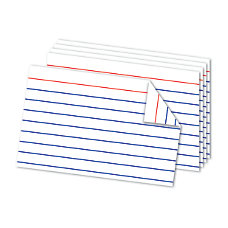 Office Depot Brand Double Sided Index