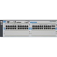 HP ProCurve 4204vl 48GS Ethernet Switch