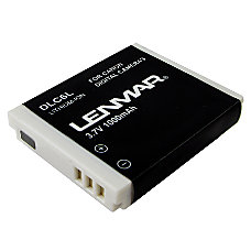 Lenmar DLC6L Battery For Canon Digital