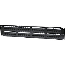 Intellinet Cat5e UTP 48 Port Patch