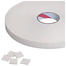 Tape Logic Double Sided Foam Squares