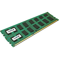 Crucial 8GB Kit 4GBx2 240 Pin