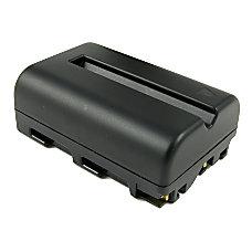Lenmar DLS500H Battery For Sony DSLR