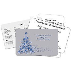 Holiday Gift Card Back Copy Additional