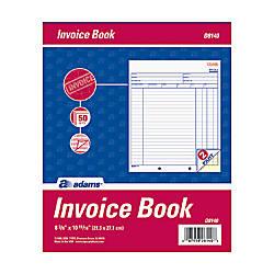 Adams Invoice Books 2 Part 8