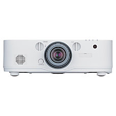 NEC Display NP PA672W LCD Projector