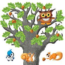TREND Big Oak Tree Bulletin Board
