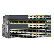 Cisco Catalyst WS C3560X 48P S