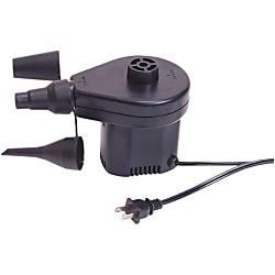 Stansport 120V Electric Air Pump Black