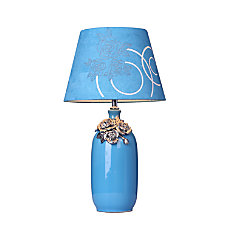 Elegant Designs Ceramic Table Lamp 19