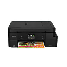 Brother Work Smart Wireless Color Inkjet