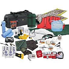 Stansport Family Emergency Preparedness Kit II