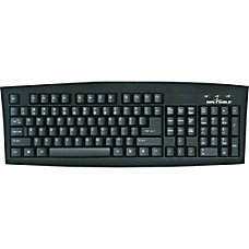 Seal Shield Silver Seal SSKSV108 Keyboard