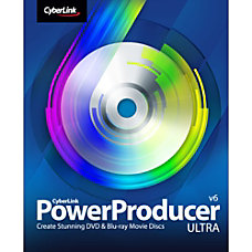 CyberLink PowerProducer 6 Ultra Download Version