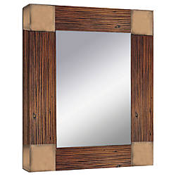 PTM Images Framed Mirror Accent Flat