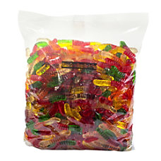 Albanese Confectionery Mini Fruit Gummy Worms