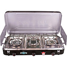 Stansport Propane Stove With Piezo Electronic