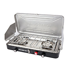 Stansport Folding Propane Stove With Piezo