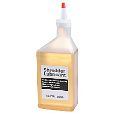 Ativa Shredder Oil 16 Oz