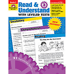 evan moor reading comprehension pdf