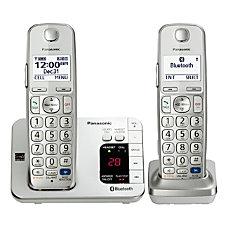 Panasonic KX TGE262S Link2Cell Bluetooth Cellular
