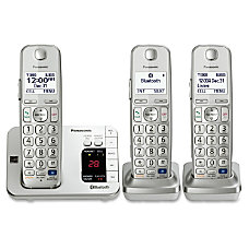 Panasonic KX TGE263S Link2Cell Bluetooth Cellular