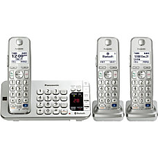 Panasonic KX TGE273S Link2Cell Bluetooth Cellular