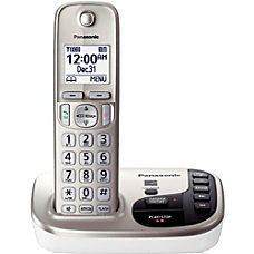 Panasonic KX TGD220N Expandable Digital Cordless