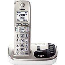 Panasonic KX TGD220N Expandable Digital Cordless
