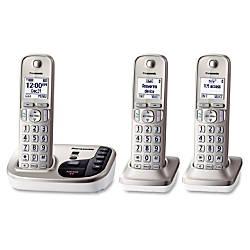 Panasonic KX TGD223N Expandable Digital Cordless