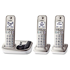 Panasonic KX TGD223N Expandable Digital Cordless