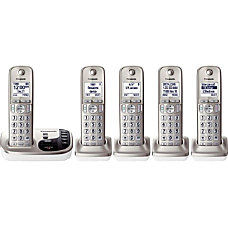 Panasonic KX TGD225N Expandable Digital Cordless