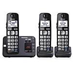 Panasonic KX TGE233B Expandable Digital Cordless
