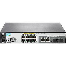 HP 2530 8 PoE Switch