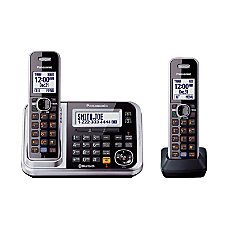 Panasonic KX TG7872S Link2Cell Bluetooth DECT