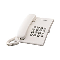 Panasonic Corded Telephone With 6 Step