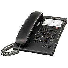 Panasonic KX TS550B Corded Telephone