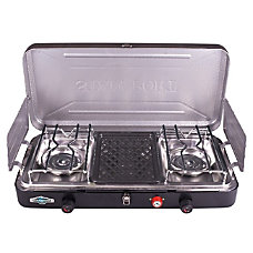 Stansport Propane Stove Black