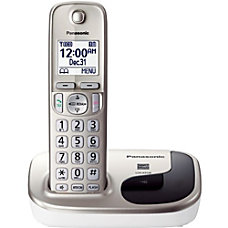 Panasonic KX TGD210N Expandable Digital Cordless