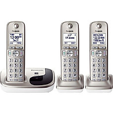 Panasonic KX TGD213N Expandable Digital Cordless
