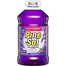 Pine Sol Lavender Cleaner 144 Oz