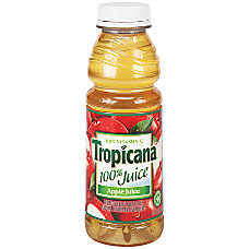 Tropicana Apple Juice 10 Oz Box