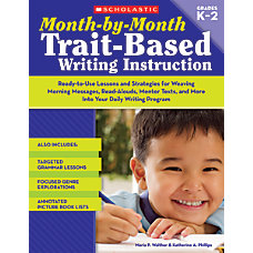 Scholastic Month By Month Trait Based