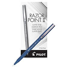 Pilot Super Fine Point Razor II
