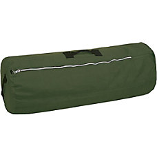 Stansport Deluxe Canvas Duffel Bag Olive