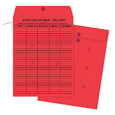 Quality Park Interdepartment Envelopes 10 x