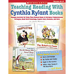Scholastic Teaching Reading With Cynthia Rylant