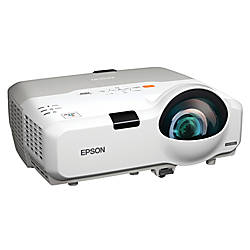 Epson® PowerLite 435W LCD Multimedia Projector