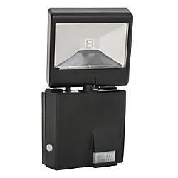 Maxsa Solar Powered LED Security Spotlight